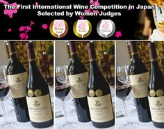 De Grendel Reds hit sweet spot with all-female wine panel in Japan Red And White Roses, Wine Recipes, Japan, Female, Sweet