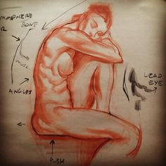 15 min Figure Drawing Demo at ArtMentors talking about Rhythm, Design, Tone, and Leading the viewer's eye across the form. September 05, 2016 at 1133AM.jpg