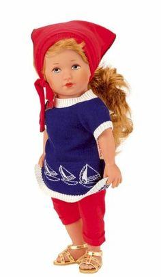 Kathe Kruse Dolls - Child of Fortune Clara
