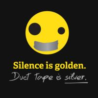 Silence...