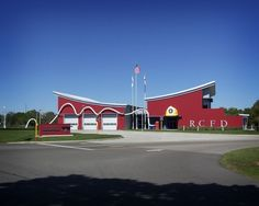 RCFD Fire Station 4  Protecting Disney World Resort