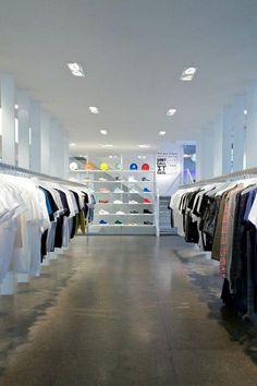 Colette - Intérieur du Concept Store - Paris 1er