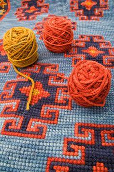 Motifs Bargello, Bargello Patterns, Mosaic Patterns, Cross Stitching, Cross Stitch Embroidery, Embroidery Patterns, Weaving Textiles, Weaving Patterns, Cross Stitch Designs