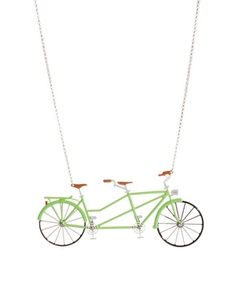zoom              MORE FROM  Women › Sale › A To Z Of Brands › N2 By Les Nereides  Women › Sale › £40 & Under                N2 By Les Nereides Bicycle Necklace