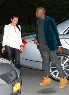 Kanye-West-Velvet-jacket-7 shown on Upscale Hype