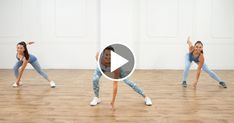 Cardio Videos - standing cardio workout workout at home 30 Minute Cardio Workout, Cardio Yoga, Pilates Workout, Cardio Workout At Home, At Home Workouts, Cardio Workouts, Workout Fitness, Fit Sugar Workouts, Workout Men
