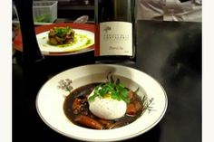 Wonderful locally sourced food at Vincent cuisinier de campagne. Vincent Cuisinier de Campagne©