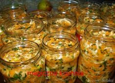 Włoszczyzna na zimę w słoikach My Favorite Food, Favorite Recipes, Cooking Recipes, Healthy Recipes, Fat Burning Foods, Chutney, Food And Drink, Homemade, Canning
