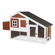 TRIXIE Natura Chicken Coop   55960