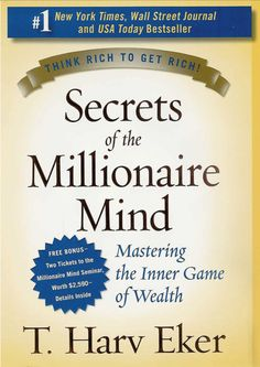 You have to believe that you are the one who creates your success, that you are the one who creates your mediocrity, and that you are the one creating your struggle around money and success.  http://amzn.to/xhHUt5