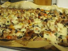 pizza with cauliflower crust | Marina's Primal Cooking