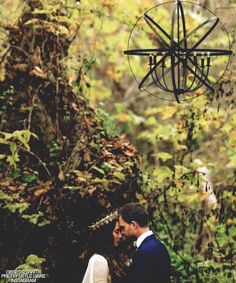 Troian Bellisario wedding