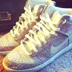 Floral Nike Dunks
