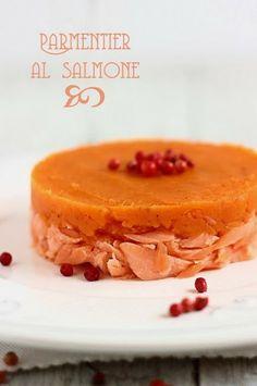 MIELERICOTTA: Parmentier al salmone