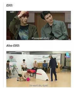 Hahahahahaah my exo will always be the best                                                                                                                                                                                 More