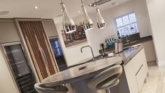 """#Kitchens should be #designed around what's truly important – #fun, #food and life."" – #DanielBoulud"