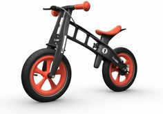 FirstBIKE Balance Bike. Have seen a few of these around Bend. So cute