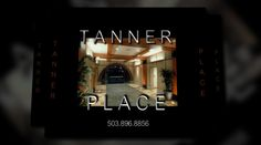 'Tanner Place Portland'. Click to watch the video!