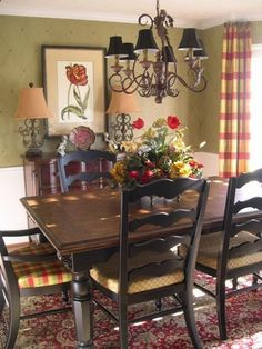 50+ Vintage Dining Room Ideas_20