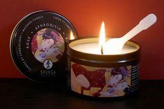 VELAS DE ACEITE   ¡¡ SUPER PRECIO !!  15,5O EUROS SOLAMENTE EN SEX SHOP SHIVA Candle Jars, Candles, Sex, Shiva, Shopping, Oil Candles, Tents, Candy, Candle Sticks