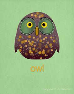 hi owl