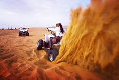 Vroom vroom 💥 . . . #beautifuldestinations #instagood #atvriding #instalove #instafollow #instacool #travel #travelphotography #wanderlust #vsco #vscocam #instadaily #instatravel #instaphoto #travelgram #mood #igers #dubai #makeuplover #instagramhub #photography #photooftheday #follow #capture #...