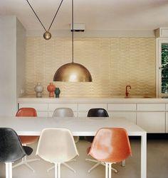 Apartment 34   Tasty Tuesday: {Retro Inspired Kitchen}