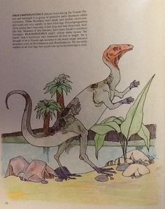 Dinosaur Coloring Books Dinosaurs Vintage Pages