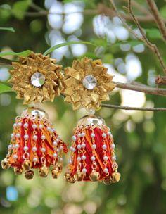 Gota Patti Jewelry, Haldi Jewellery, Mehendi Jewellery, Wedding Jewellery, Indian Wedding Jewellery