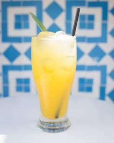 Tropical Itch cocktail recipe #rum