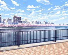 building city clouds cropped nobody original realistic scenic sky tree water yonasawa Scenery Background, Video Background, Animation Background, Background Images, 2d Game Background, Anime Scenery Wallpaper, Anime Backgrounds Wallpapers, Pastel Wallpaper, Episode Interactive Backgrounds
