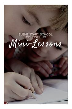 Learn how mini-lessons in your School Counseling program can help Elementary School Counseling, Career Counseling, School Counselor, Elementary Schools, Guidance Lessons, Physical Education Games, Conflict Resolution, School Fun, Social Skills