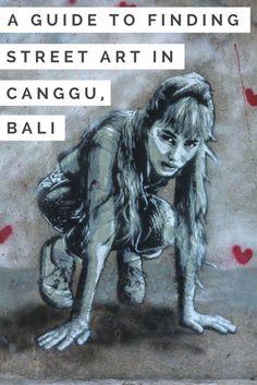 Going Street Art Crazy in Canggu, Bali • Travel Lush
