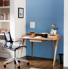 Matthew Hilton Ercol Treviso Desk, John Lewis