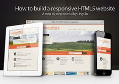 18 Detailed HTML5 Website Layout Coding Tutorials