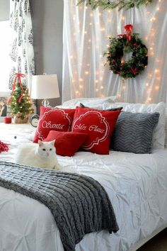 diy bedroom ideas for girls or boys furniture winter bedroom decorapartment christmas - Diy Christmas Bedroom Decor