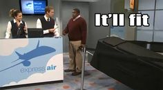 There�s one on every flight�