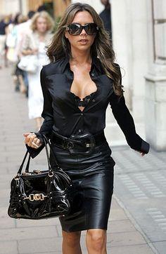 victoria beckham fashion | 09 fashion trend - Bra fashion show-off. Bra Fashion Trends and ...