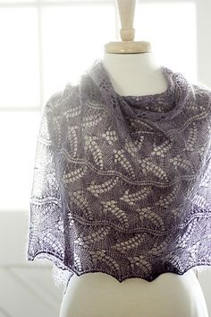 Ravelry: Sierra Lupine pattern by Rosemary (Romi) Hill