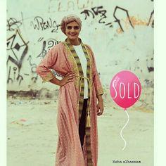 Sold Out    | Reine |  +962 798 070 931 ☎+962 6 585 6272  #Reine #BeReine #ReineWorld #LoveReine  #ReineJO #InstaReine #InstaFashion #Fashion #Fashionista #FashionForAll #LoveFashion #Amman #BeAmman #Jordan #LoveJordan #ReineWonderland #Modesty #Modest #cardigan #Hijab #Jubah #ArabianFashion #ArabianStyle #Caftan #Kaftan #OrientalStyle