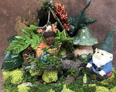 Lovable Squeezable Gnomes Who Need A Home 3 by GnomeLifeBySufani Just Because Gifts, Christmas Gnome, Gnomes, House Warming, Birthday Gifts, Etsy Seller, Dolls, Create, Plants
