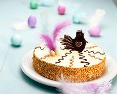 Gâteau de Pâques sur www.ferrerorocher.fr
