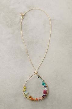 Cup of Delight: Faux Friday: Anthropologie Inner Circle Necklace Knock Off