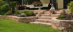 Vermont dry stone wall in Neb.You can find Vermont and more on our website.Vermont dry stone wall in Neb. Nebraska, Vermont, Gravel Garden, Garden Pool, Design Jardin, Dry Stone, Backyard Patio Designs, Conservatory Ideas, Brick Paving