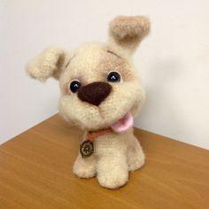 Барбосик Апчхи - Мои игрушки - Галерея - Форум почитателей амигуруми (вязаной игрушки)