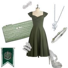 Slytherin Dressy Casual