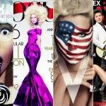 Best magazine cover - 2012 popcrush music awards. Vote for lady gaga vouge
