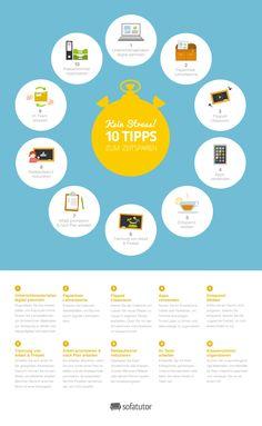 10 Tipps zum Zeitsparen