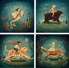 Dream Animals | Emily Winfield Martin