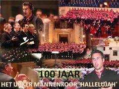 """Ik wil zingen van mijn Heiland - Urker Mannenkoor """"Hallelujah"""" o.l.v. Be..."""
